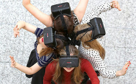 Instagram looking to 'teleport' users around the world via virtual reality | 3D Virtual-Real Worlds: Ed Tech | Scoop.it