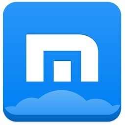 Maxthon Browser Fast v4.2.9.2000 | Freeware android apps download | Scoop.it