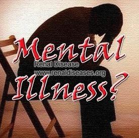 Can Kidney Disease Cause Mental Illness | renaldiseases | Scoop.it