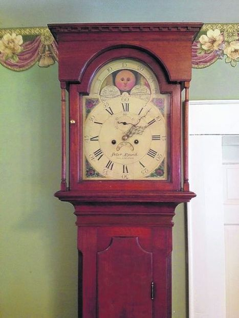 In the early 1800s clocks were very rare and people usually guessed the time - TriCities.com | Historic Homes in Kentucky | Scoop.it