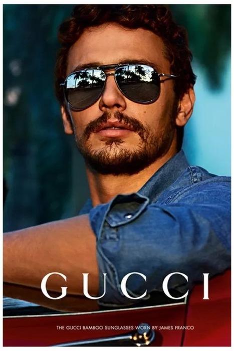 James Franco sarà il testimonial della nuova collezione di occhiali da sole Gucci A/I 2013 - ◣ Abbinamenti & Accessori | Questione di Stile - Moda Uomo | Scoop.it