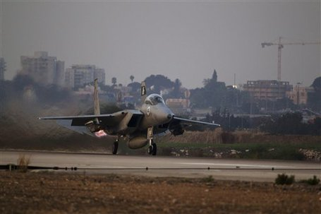Israel Attacks Syria, Adding Complexity to Syrian Civil War | MN News Hound | Scoop.it