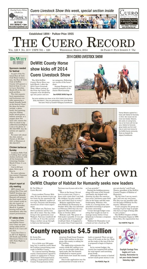 Chisolm's Trail cowboy culture to hit social studies textbook - Cuero Record | History and Social Studies in Seconday Education | Scoop.it