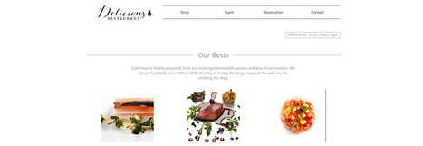 23+ Best Restaurant & Food WordPress Themes | wordpresstemplates | Scoop.it