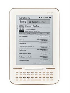 Official Google Blog: The first Google eBooks-integrated e-reader: iriver Story HD | 21st Century Tools for Teaching-People and Learners | Scoop.it