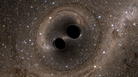 Einstein's gravitational waves 'seen' from black holes - BBC News | GMOs & FOOD, WATER & SOIL MATTERS | Scoop.it