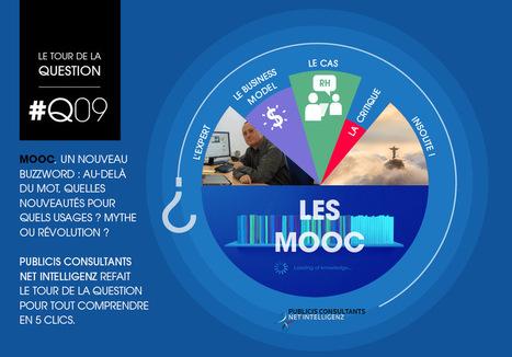 Influencia - LE TOUR DE LA QUESTION - #Q08 : Les MOOC : la révolution de l'enseignement est-elle en marche ? | elearning | Scoop.it