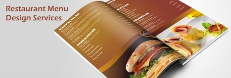 Importance of Restaurant Menu Layout Designing Services | Business Process Outsourcing Solutions | Scoop.it