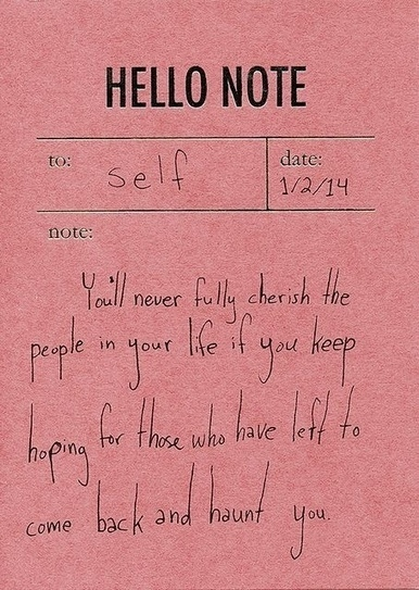 Note to self! | Quotes | Scoop.it