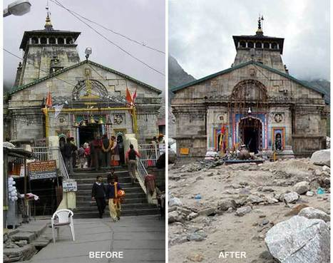HISTORICAL SIGNIFICANCE WHERE DISASTER WAS MORE SEVERE. | UTTARAKHAND FLOODS AND LAND SLIDES | Scoop.it