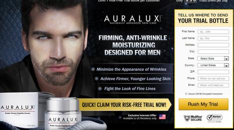 Auralux Snake Venom Skin Care For Men Review - Does It Really Work?   James Jasper   Scoop.it