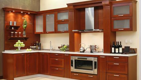 5 Mind-blowing kitchen cabinet ideas | Kitchen Cabinets | kitchen cabinet hardware | Scoop.it