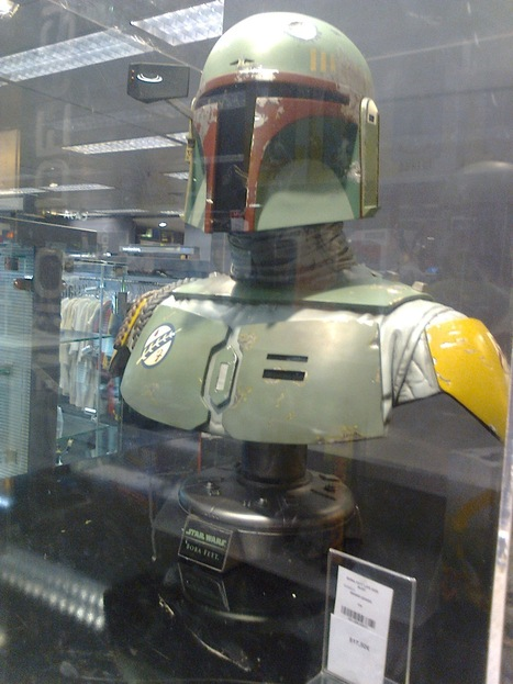 Boba Fett madrilène | The Blog's Revue by OlivierSC | Scoop.it