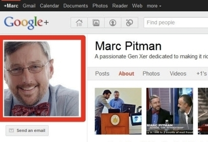 6 Steps to Getting Started With Google+ | Google in education | Scoop.it