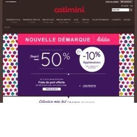 Vous avez économisé en moyenne 33.21€ grâce aux 2 codes reduc Catimini   code reduc   Scoop.it