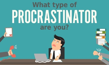 What Type Of Procrastinator Are You? Check In This Graph | Tips and support for Online Business Entrepreneurs | Scoop.it