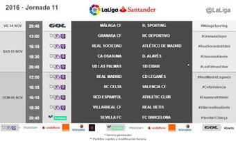 El Sevilla FC - FC Barcelona, de la jornada 11 de la Liga Santander, se jugará el Domingo 6 de Noviembre | Noticias Sevilla FC | Scoop.it