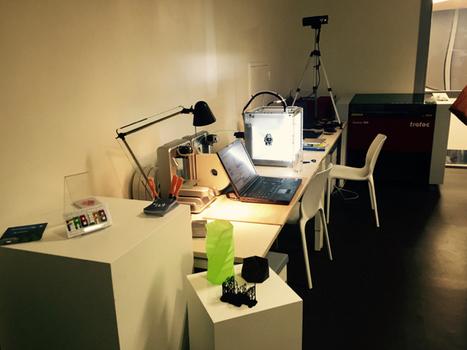 Le lab de Dassault Systèmes cherche makers sachant voyager | FabLab - DIY - 3D printing- Maker | Scoop.it