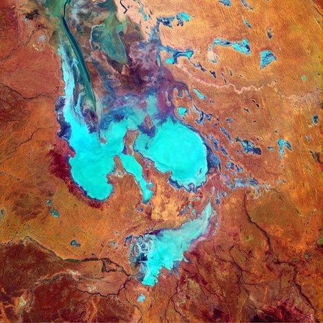 Unknown wonders: Kati Thanda-Lake Eyre | Geography in the classroom | Scoop.it