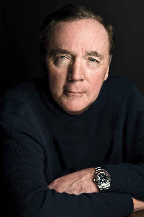 Author James Patterson on Life, Literature & Being a Lucky Man (INTERVIEW) | Publishing Books | Scoop.it