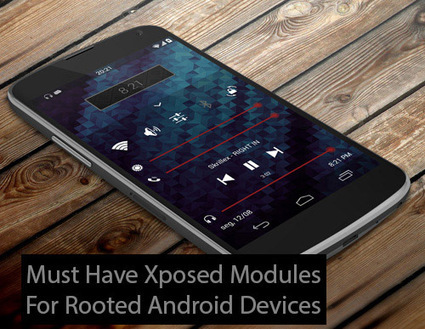 {List of}Top 15 Must Have Xposed Modules | Eyngn | iCydiaOS | Scoop.it