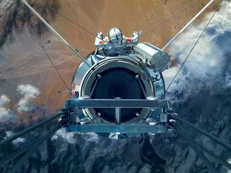 How To Jump From 23 Miles Above Earth And Survive | NYL - News YOU Like | Scoop.it