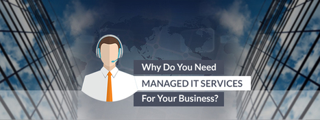 Why do you need Managed IT Services for your Business ? - InstaCarma | Outsourced Web Hosting and Technical Support | Scoop.it
