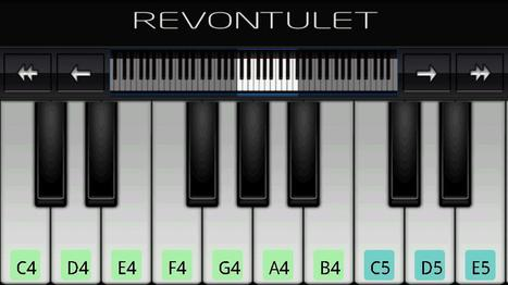 Piano Perfect - Android Market | Android Apps | Scoop.it