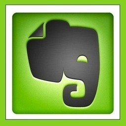 5 Simple Apps That Let You Do More With Evernote | iPads in Education | Scoop.it