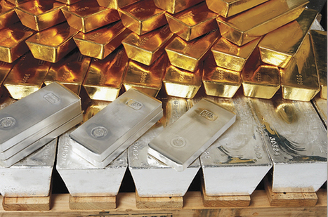 Fearful Capital Turns to Gold and Silver – the Ultimate Financial Insurance | Gold and Silver Markets | Scoop.it