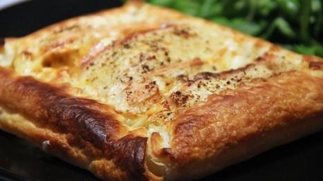 Tarte feuilletée au Maroilles et au cumin | Brazilian cheeses | Scoop.it