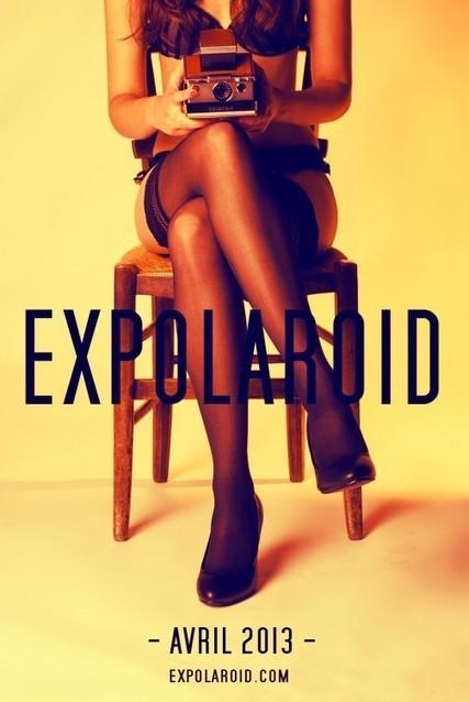 Reflex | Expolaroid, le mois du Polaroid et du film instantané | Soyons Désinvoltes | Scoop.it
