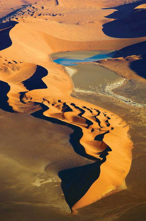 Erg du Namib - UNESCO World Heritage Centre | Les déserts dans le monde | Scoop.it
