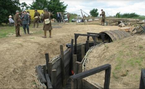 La place forte de Maubeuge au cœur des commémorations du centenaire de la Grande Guerre (1/2) | Nos Racines | Scoop.it