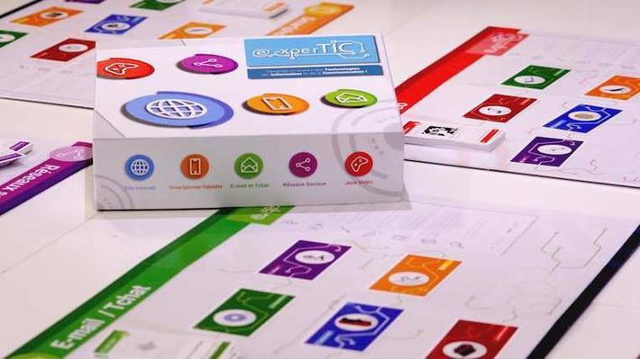 E-xperTIC, un jeu de plateau pour aborder la culture et les usages numériques avec les jeunes | TIC et TICE mais... en français | Scoop.it