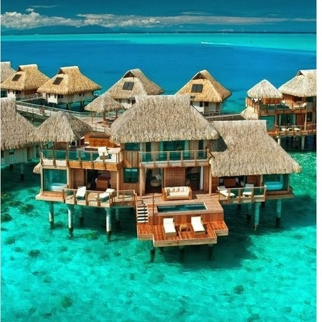 25 Spectacular Ocean Huts for a Peaceful Setting | Beach Maniac | Scoop.it