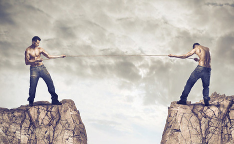 The Precipice: Influence and Manipulation - Which Way Will You Fall? | Team Development | Scoop.it