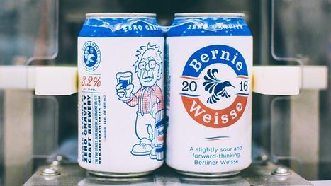 Vermont Craft Brewery Honors Bernie Sanders With 'Bernie Weisse' Beer | Homebrewing, craft beer | Scoop.it