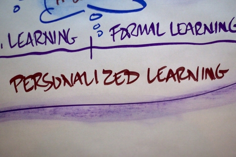 Personalized Learning is NOT Differentiating Instruction   learning and teaching   Scoop.it