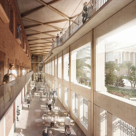 Foster + Partners and Rubio Arquitectura win Museo del Prado expansion | Arquitectura | Scoop.it