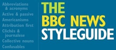 BBC News style guide now globally available | Translation and Localization | Scoop.it