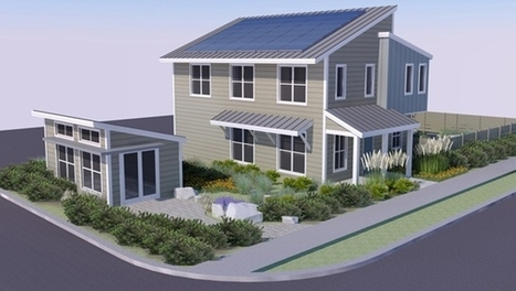 Honda Smart Home produces more energy than it uses - Mother Nature Network (blog)   StyroHomes   Scoop.it