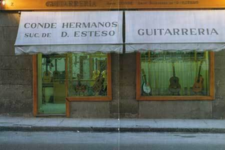 Guitarras Hermanos Conde | Vibraciones | Scoop.it