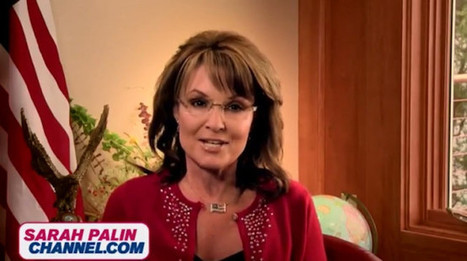 Sarah Palin Channel's Latest Video Is Just A Bunch Of Word Salad (VIDEO) | Daily Crew | Scoop.it