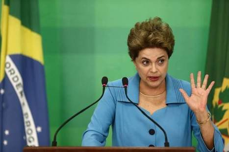 Brazil's Dilma Out: Hybrid War Hyenas Set 54 Million Votes on Fire By Pepe Escobar | Saif al Islam | Scoop.it