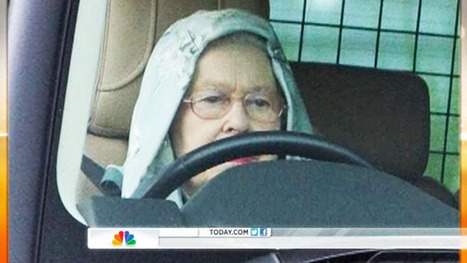 Queen's Tough-Girl Makeover Continues with Photo of Her Majesty Driving Range Rover in a 'Hoodie' | Like A Boss | Scoop.it