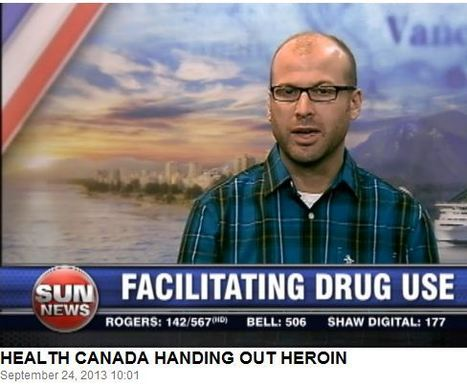 Anti-drug video that opposes Harm Reduction, Drug Consumption Rooms and Prescribing Heroin | Drugs, Society, Human Rights & Justice | Scoop.it