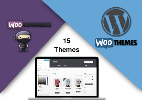 15 WooCommerce WordPress Themes to Download | Open Source CMS | Scoop.it