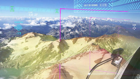 Regular Pilots Can Now Have Superhuman Augmented Reality Fighter Pilot Vision | 4D Pipeline - trends & breaking news in Visualization, Virtual Reality, Augmented Reality, 3D, Mobile, and CAD. | Scoop.it