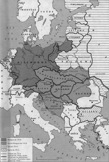 Assemblée nationale - Chronologie de la guerre de 1914-1918 | La Grande Guerre | Scoop.it